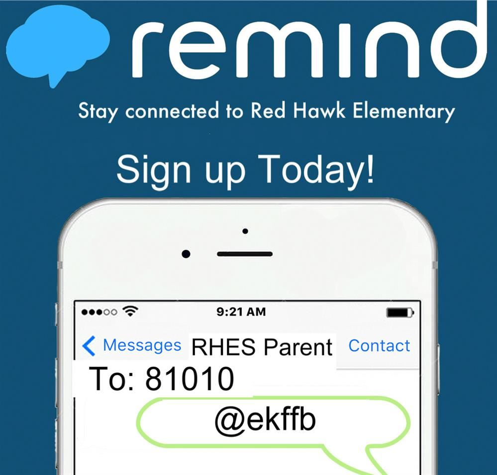 Remind logo and Iphone