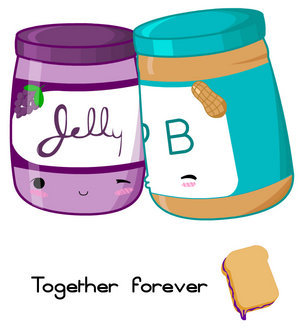 PB & J 12-3 & 17 Both lunches