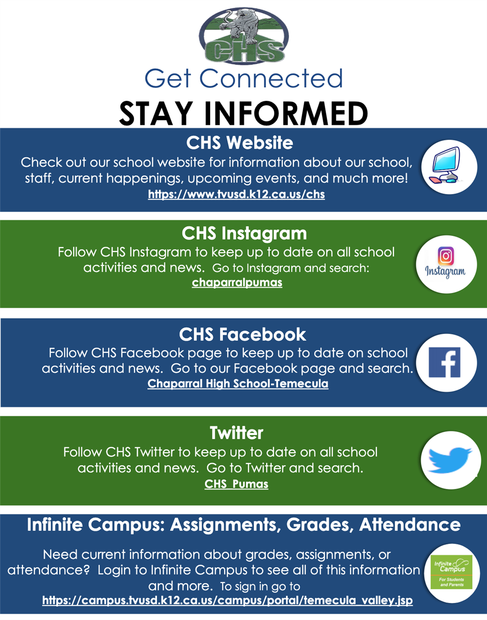 CHS Get Connected