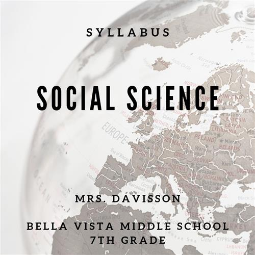 link to social science syllabus