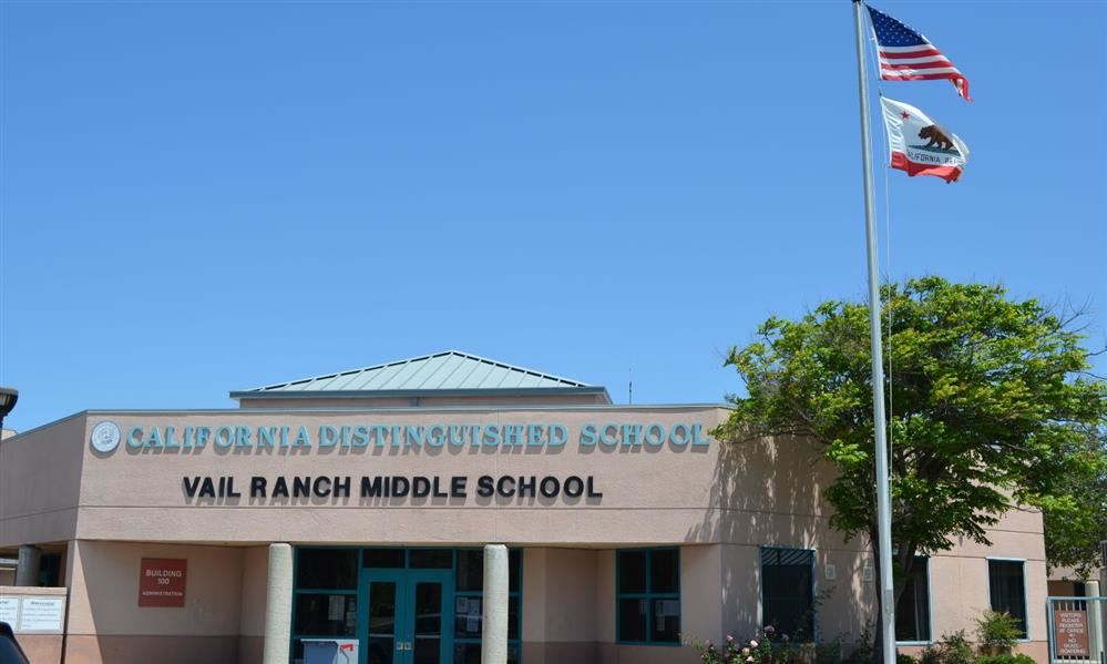 Vail Ranch Middle School