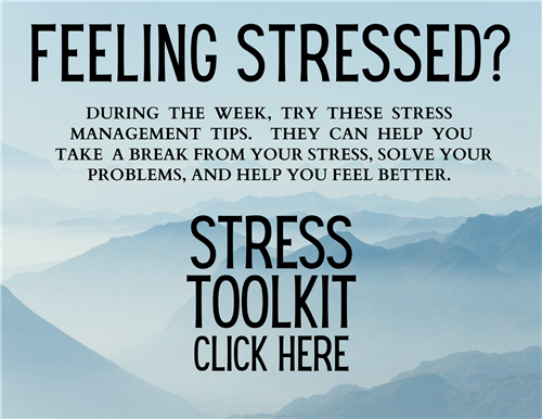 STRESS TOOLKIT