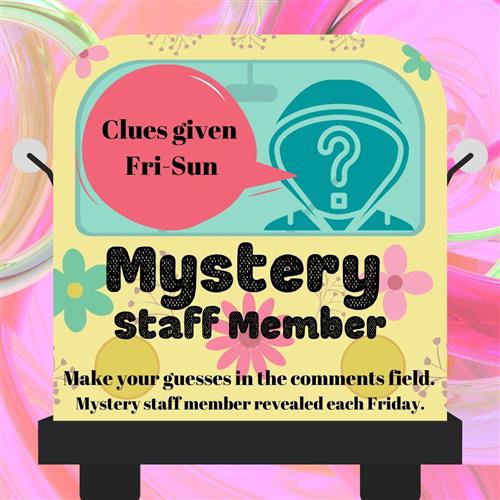 mystery staff member ad