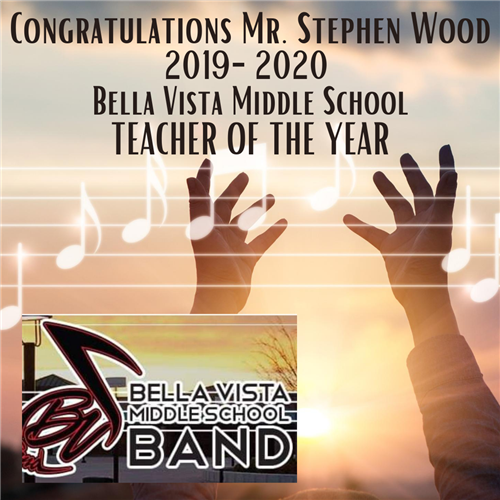 congrats mr wood
